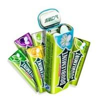 绿箭无糖薄荷糖强劲约35粒4瓶