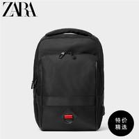 ZARA  多用休闲潮流旅行双肩背包 16209005040