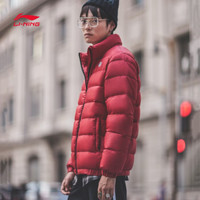 LI-NING 李宁 AYMM193 男款羽绒服