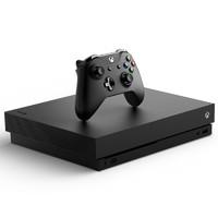 微软(Microsoft)XboxOne X 家庭游戏机天蝎座+圣歌兑换码 国行1TB