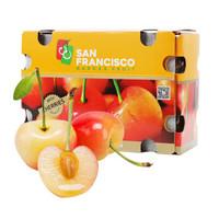 智利原箱进口黄金车厘子JJ级 2.2kg装 果径约28-30mm 新鲜水果