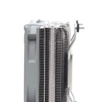 利民(Thermalright)AXP-90I 4热管 支持 115x下压式散热器 全电镀 回流焊 铜底 47高度9cm 风扇ITX散热器