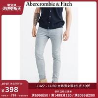 Abercrombie&Fitch男装 紧身牛仔裤 176619-1 AF