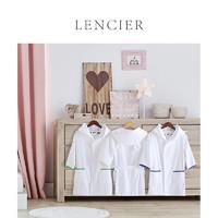 LENCIER兰叙 宝宝喜欢的 全棉儿童浴袍家居浴衣 安迪