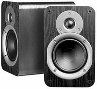 Nero Studio5 Hi-Fi 5.25 英寸书架音箱,一对