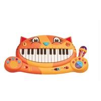 B.Toys 大嘴猫咪电子琴 *2件