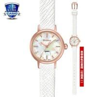 CASIO 卡西欧 SHEEN系列 SHE-4058HPG-7A 女士时尚腕表