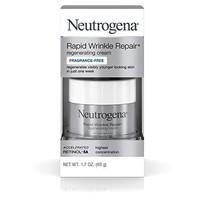 Neutrogena 快速抗皱修复抗皱再生面霜 1.7 盎司 *2件