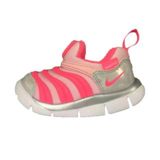 绝对值 : NIKE 毛毛虫儿童休闲鞋 粉色 22-27码