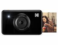 Kodak 迷你无线即时数码相机和社交媒体便携式照片打印KOD-MSB Camera 黑色