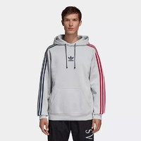 adidas Originals 3 STRIPE HOODY EC3673 男装连帽套头衫 *3件