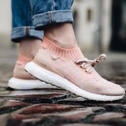 adidas 阿迪达斯 UltraBoost UNCAGED 女性休闲跑鞋