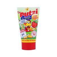 Putzi 璞慈 儿童防蛀牙膏 50ml 草莓味