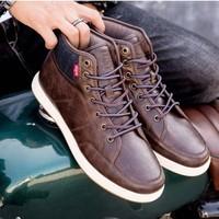 Levi's 李维斯 231792170529 男士加棉马丁靴