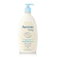 Aveeno 艾维诺 婴儿日常保湿润肤乳液 532ml