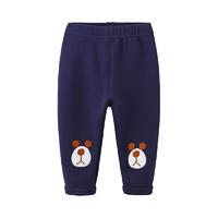 考拉海购黑卡会员:I.K 印象童年 男童加绒休闲裤 *2件