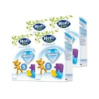 Herobaby 天赋力 婴儿配方奶粉 5段 700g*4盒