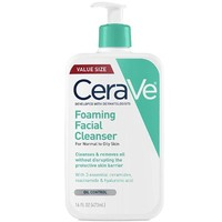 CeraVe Hydrating Cleanser 低泡温和洁面乳 473ml *2件