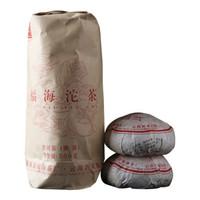 福海茶厂 普洱茶 福海熟沱茶 2019年 500g *5件