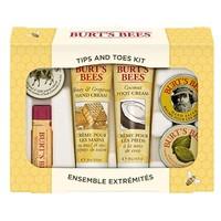 BURT'S BEES 小蜜蜂 Tips and Toes Kit 手足唇护养6件套 *3件
