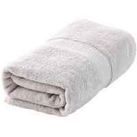 莱朗 全棉柔软浴巾 142*72cm 405g