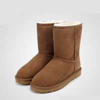 InteRight 5415570 女士中筒雪地靴 *3件