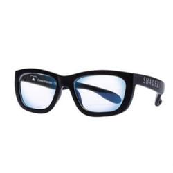 SHADEZ 视得姿 儿童防蓝光眼镜 3-7岁 黑色