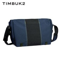 TIMBUK2美国天霸经典邮差包潮流单肩包男女旅行包拼色斜挎包1108系列 深蓝色/红色 M