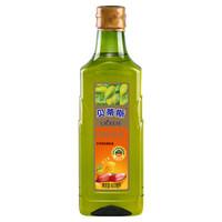贝蒂斯(BETIS)花生橄榄调和油食用植物调和油600ml  含12%特级初榨橄榄油