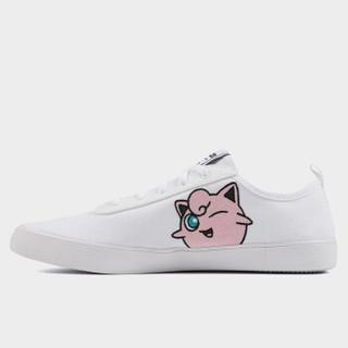 adidas 阿迪达斯 neo x Pokémon 联名款 QT VULC 2.0 女士休闲运动鞋