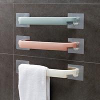 榕力 创意免打孔浴室毛巾架 3个装