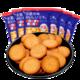 卡慕网红日式小圆饼干100g *6件 19.2元(需用券,合3.2元/件)