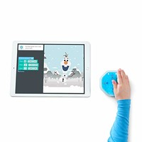 Kano 迪士尼《冰雪奇缘2》儿童STEM编程玩具