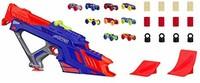Hasbro Nerf Nitro C0787EU4 Moto Fury Rapid Rally 玩具枪套装 5 years to 99 years One Size .