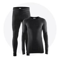12日0点、双12预告 : CRAFT 1905330 男士无缝编织运动内衣套装
