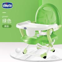 双12预热0-2点75折:chicco智高宝宝餐椅家用可折叠便携式多功能餐桌婴儿童吃饭座椅子