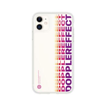 锤子 手机壳/保护套 适用苹果iPhone 11 苹果手机壳 足迹系列 克里斯蒂安·多普勒出生 *2件