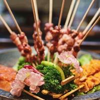 海鲜、热菜、刺身、甜品等畅吃!南京汉府饭店食潮汇餐厅自助晚餐