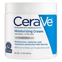 CeraVe Moisturizing Cream 保湿修复滋润霜 539g