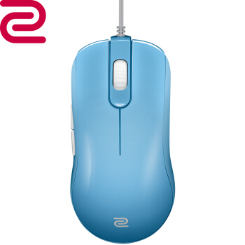 ZOWIE 卓威 奇亚 FK2-B DIVINA Blue 有线鼠标