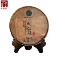 福海茶厂 巴达山系列 普洱生茶 2016年 357g