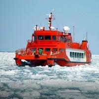 冬日限定,流冰之旅!日本北海道 破冰船纹别Garinko号一日游