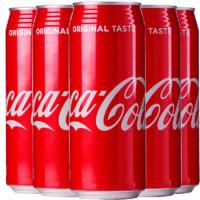 Coca-Cola 可口可乐 日本可口可乐 500ml*24罐装