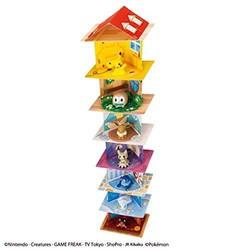 Pokemon 精灵宝可梦 太阳 & 月亮 摇曳的宝可梦搭公寓游戏