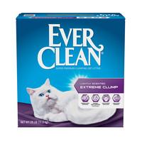 EverClean 蓝钻 宠物猫砂 膨润土砂 速凝紫标 11.3KG  *2件