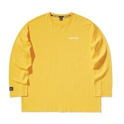 UNDER GARDEN Logo 印花长袖T恤