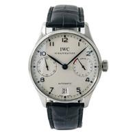 IWC 万国 Portuguese 葡萄牙七日链 IW500107 男士机械腕表