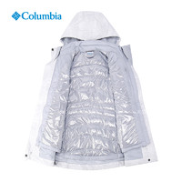 Columbia 哥伦比亚 WR0635 户外1女子热能防水夹棉三合一冲锋衣