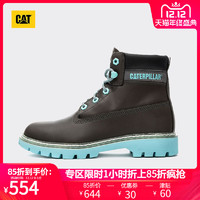 CAT 卡特 LYRIC P310988I3BDC55 女士工装靴