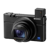 SONY 索尼 DSC-RX100M7 黑卡数码相机